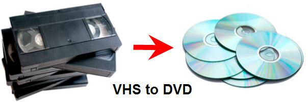 βιντεοκασέτα σε dvd